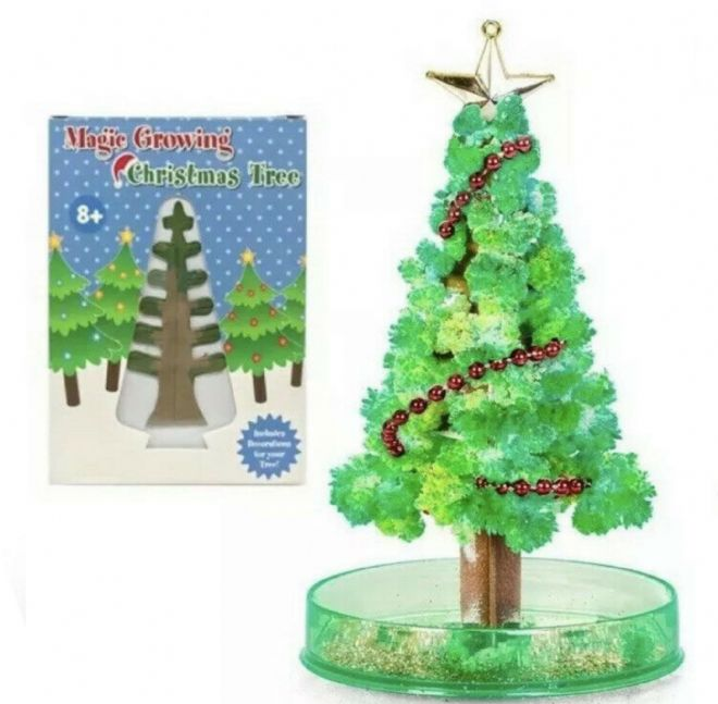 Magic Growing Christmas Tree Stocking Filler Gift Boys Girls Kids